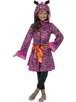 Rózsaszín Cuki Zebra Kislány Jelmez