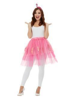 Rózsaszín Flamingó Szett