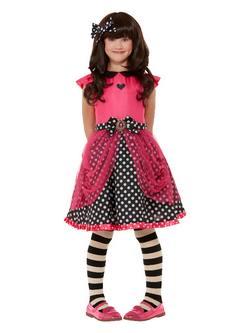 Santoro Ladybird Katicabogár Játékbaba Kislány Jelmez