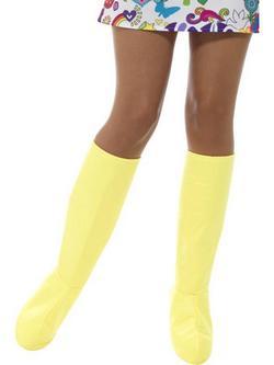 Sárga Cipőtakaró Nőknek