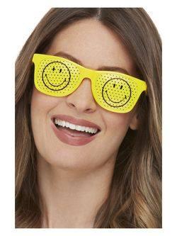 Sárga Smile Szemüveg