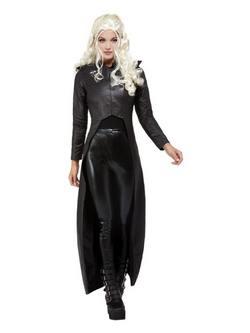 Sárkány Királynő Női Jelmez Halloweenre