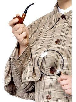 Sherlock Holmes Szett