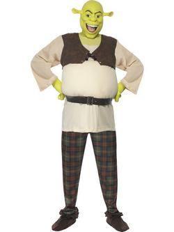 Shrek Férfi Jelmez
