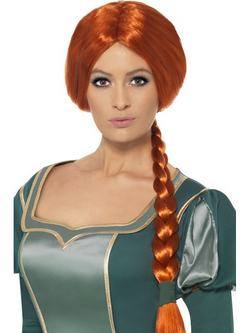 Shrek Fiona Hercegnő Paróka