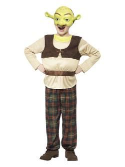Shrek Kisfiú Jelmez