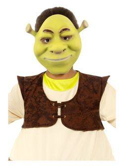 Shrek Maszk Gyerekeknek