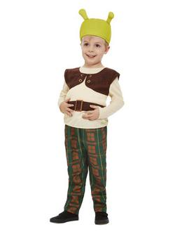 Shrek Totyogó Kisfiú Jelmez