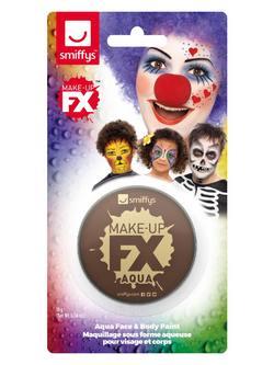 Sötétbarna Vízbázisú Arcfesték Make-Up Fix - 16 ml