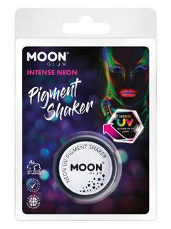 Sötétben Világító Neon Fehér Pigmentpor Csomagolásban - 5 g
