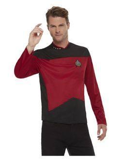 Star Trek: Az Új Nemzedék Parancsnoki Egyenruha