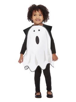 Szellem Totyogó Gyerek Jelmez Halloweenre