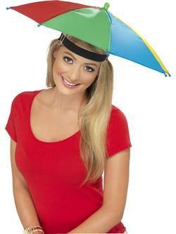 Színes Esernyő Sapka