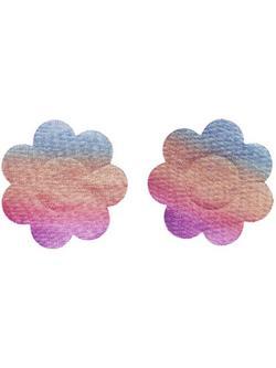Szivárványszínű Irizáló Virág Alakú Mellbimbótakaró