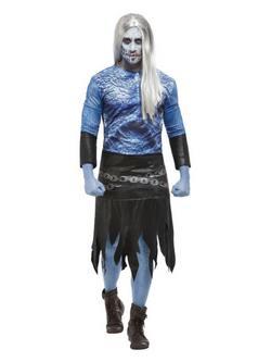 Tél Harcosa Zombi Férfi Jelmez Halloweenre