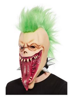 Teljes Fejet Befedő Félelmetes Punk Maszk