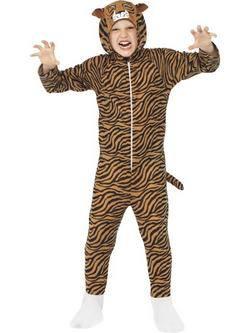 Tigris Gyerek Jelmez