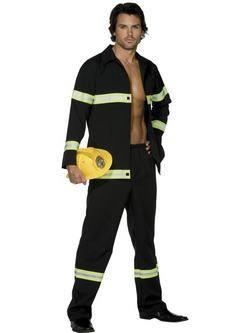 Tűzoltó Férfi Jelmez