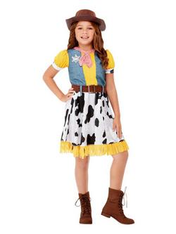 Vadnyugati Cowgirl Kislány Jelmez