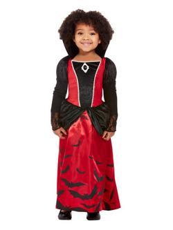 Vámpír Totyogó Kislány Jelmez Halloweenre