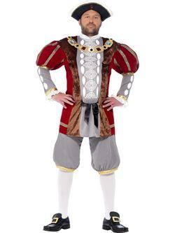 VIII. Henrik Férfi Jelmez