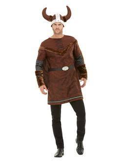 Viking Barbár Férfi Jelmez