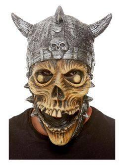 Viking Csontváz Latex Maszk