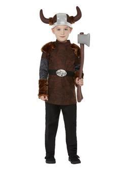 Viking Harcos Kisfiú Jelmez
