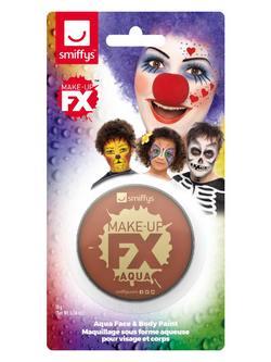 Világosbarna Vízbázisú Arcfesték Make-Up Fix - 16 ml