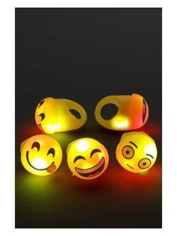 Villigó Smile Fejek Gyűrű Csomag - 36 db-os
