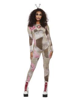 Voodoo Baba Női Jelmez Halloweenre