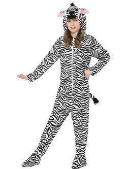 Zebra Gyerek Jelmez