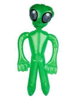Zöld Felfújható Alien