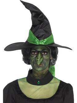 Zöld Latex Boszorkány Orr