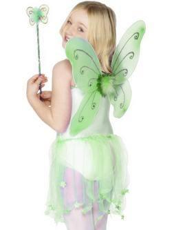 Zöld Pillangószárny Varázspálcával