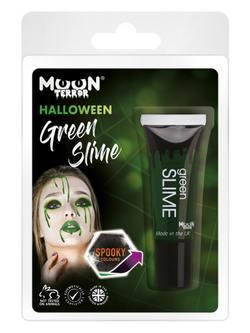 Zöld Slime Csomagolásban - 10 ml