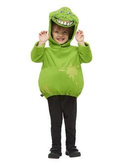 Zöld Szellemirtók Slimer Totyogó Gyermek Jelmez