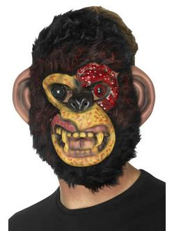Zombi Csimpánz Maszk