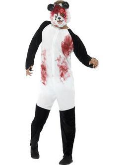 Zombi Panda Jelmez