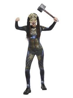 Zsákmányra Vadászó Idegen Női Jelmez Halloweenre