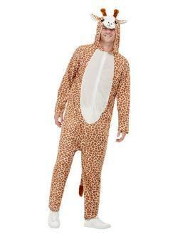 Zsiráf Felnőtt Jelmez